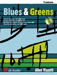 Allen Vizzutti: Blues & Greens: Trombone: Instrumental Work