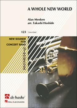 Alan Menken: A Whole New World: Concert Band: Score & Parts