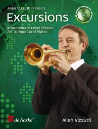 Allen Vizzutti: Excursions: Trumpet: Instrumental Work