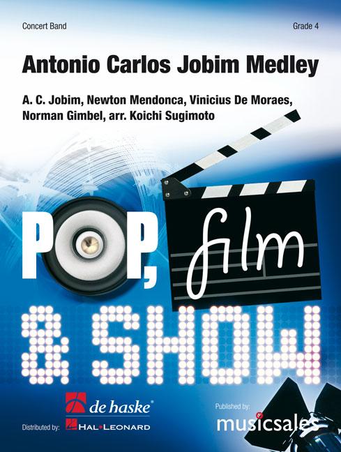 Antonio Carlos Jobim Vinicius de Moraes Norman Gimbel Newton Mendonca: Antonio