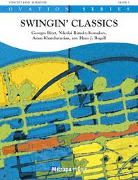 Georges Bizet Aram Il'yich Khachaturian Nikolai Rimsky-Korsakov: Swingin'