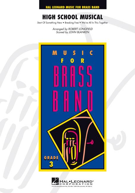 High School Musical: Brass Band: Score