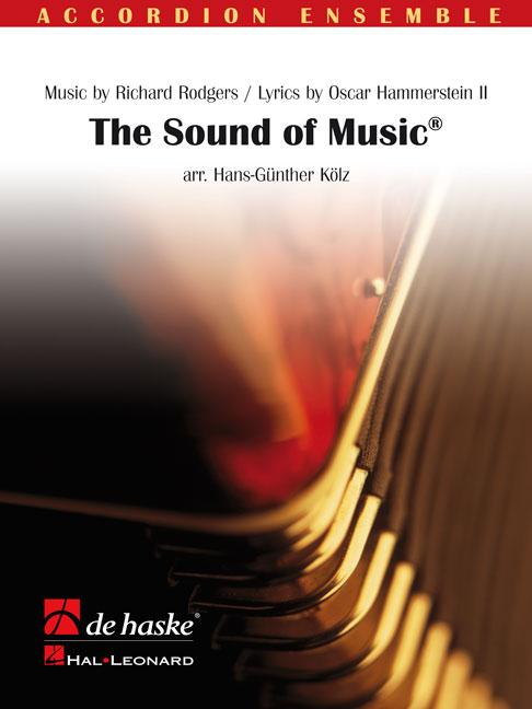Oscar Hammerstein II Richard Rodgers: The Sound of Music: Accordion Ensemble: