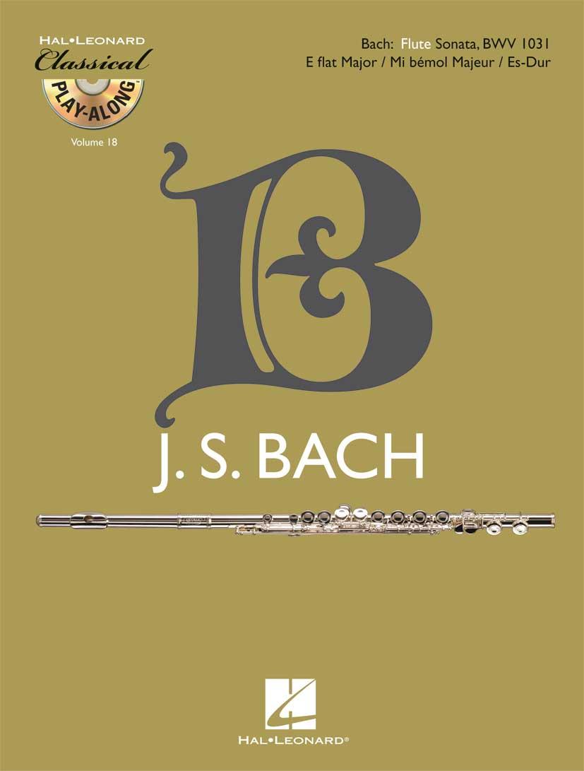 Johann Sebastian Bach: Flute Sonata  BWV 1031: Flute: Instrumental Work