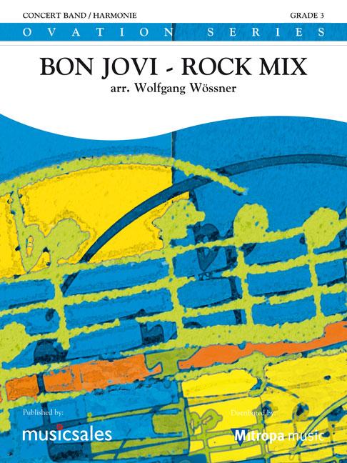 Jon Bon Jovi Desmond Child George Karakoglou Max Martin Richie Sambora: Bon Jovi