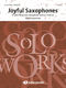 Wim Laseroms: Joyful Saxophones: Saxophone: Score & Parts
