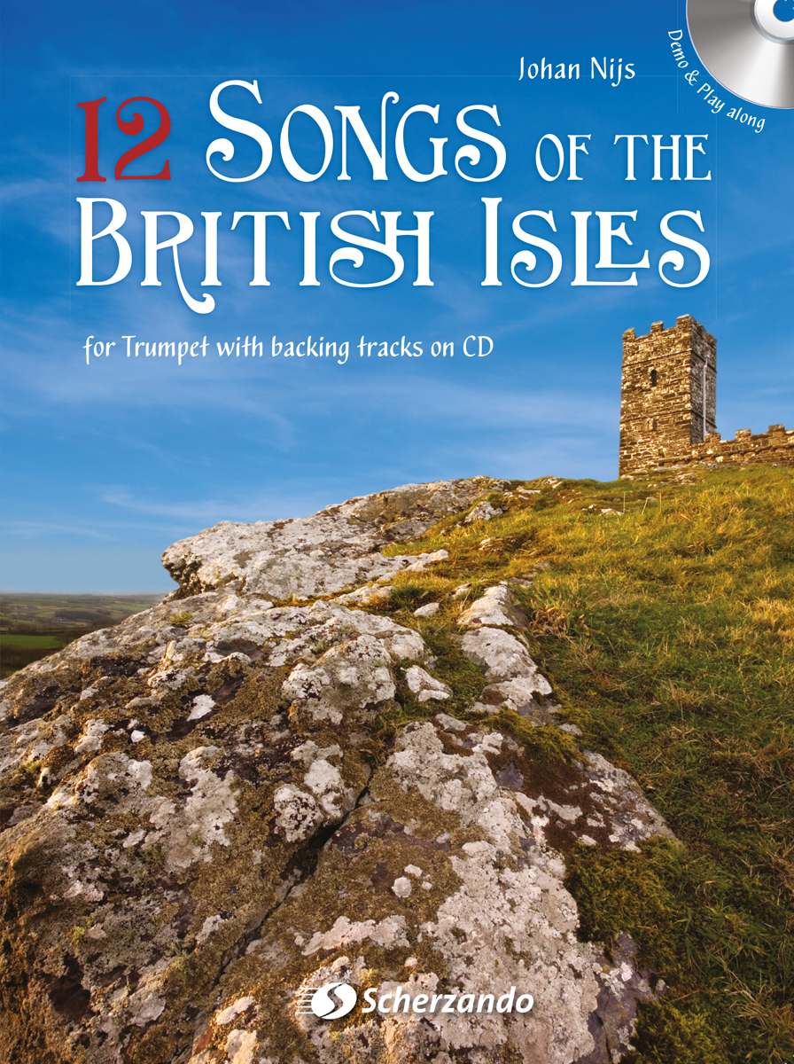 12 Songs of the British Isles: Trumpet: Instrumental Collection