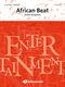 André Waignein: African Beat: Concert Band: Score & Parts