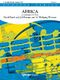 David Paich Jeff Porcaro: Africa: Concert Band: Score & Parts