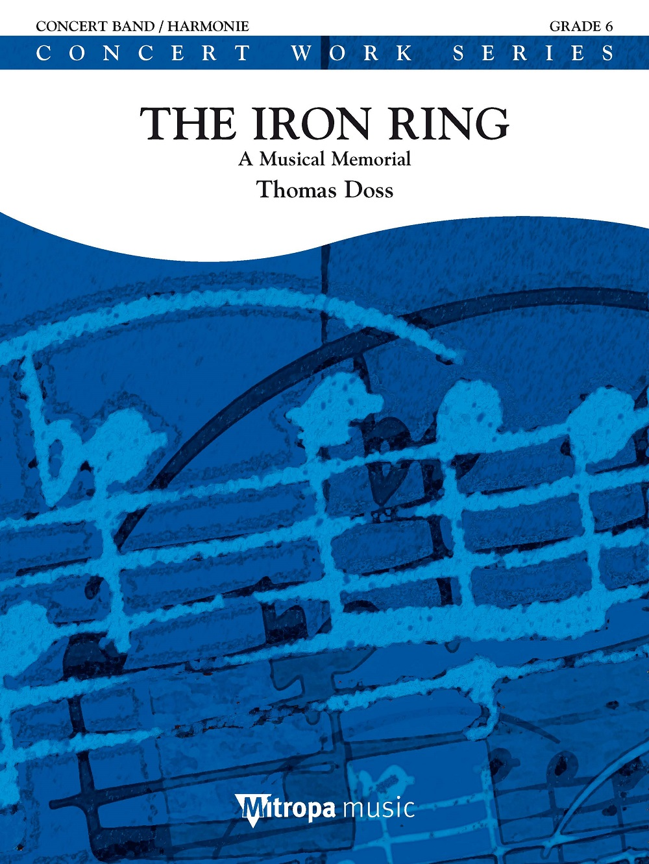 Thomas Doss: The Iron Ring: Concert Band: Score