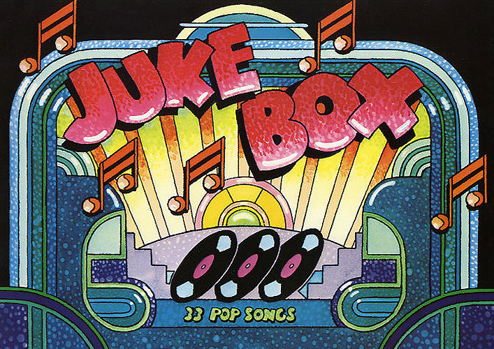 Juke Box: 33 Pop Songs: Vocal: Mixed Songbook