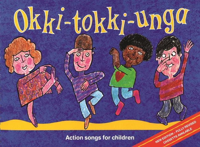 Ana Sanderson: Okki-Tokki-Unga: Vocal: Mixed Songbook