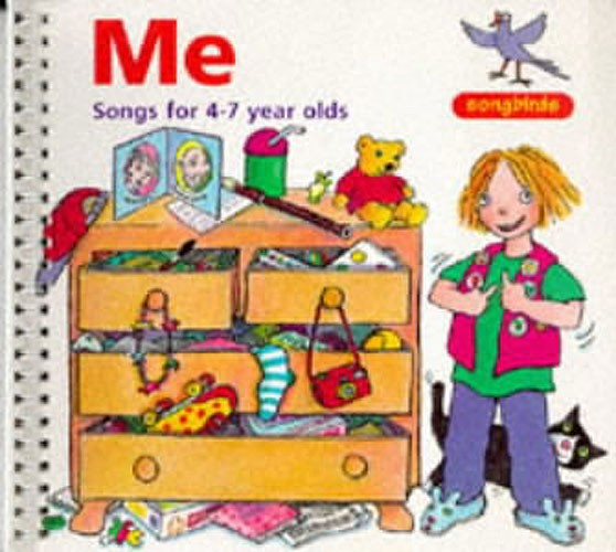 Ana Sanderson: Songbirds - Me: Vocal: Mixed Songbook
