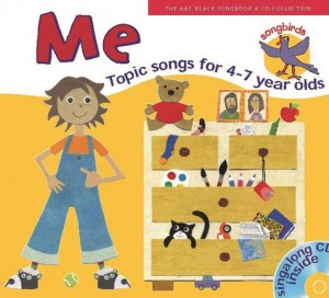 Ana Sanderson: Songbirds: Me: Mixed Songbook