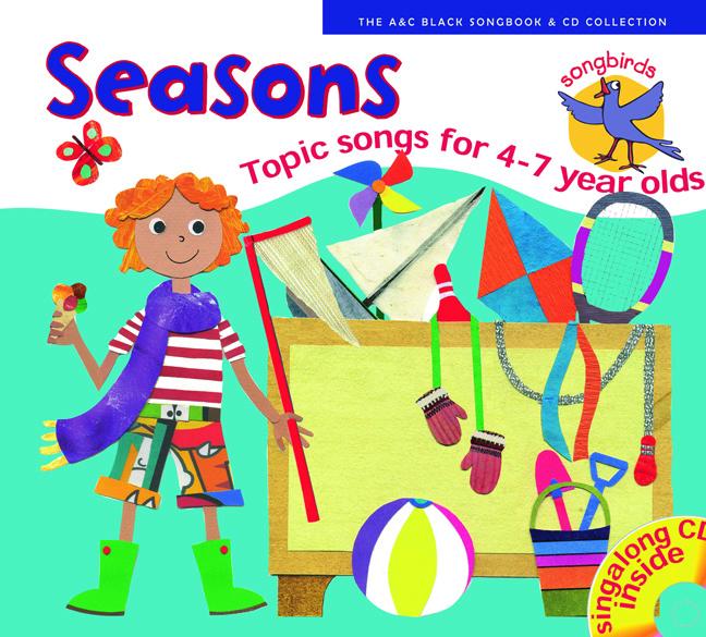 Ana Sanderson: Songbirds: Seasons: Vocal Album