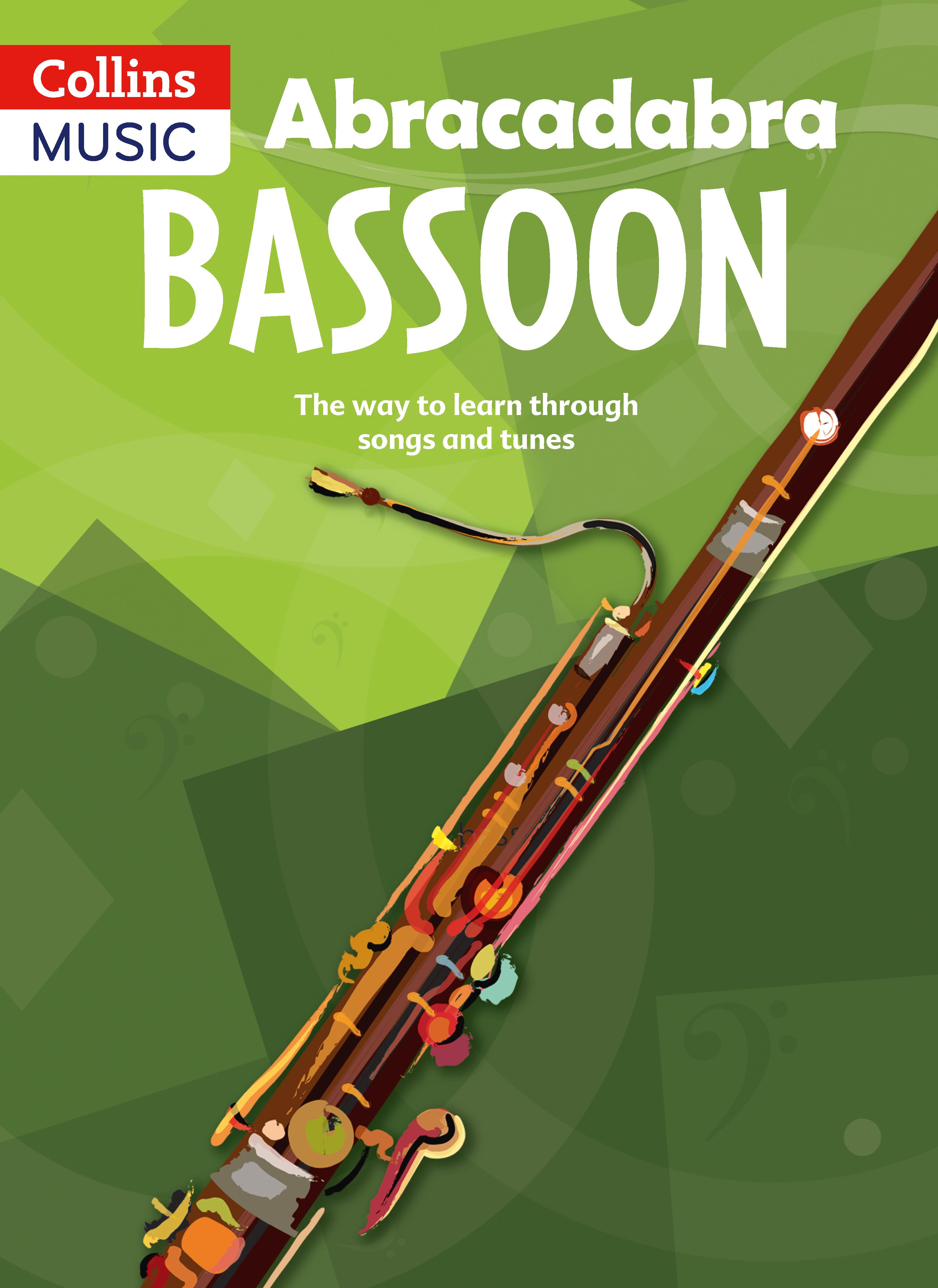 Jane Sebba: Abracadabra Bassoon: Bassoon: Instrumental Tutor
