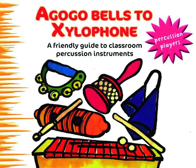 Maggie Cotton: Agogo Bells to Xylophone: Xylophone: Instrumental Tutor