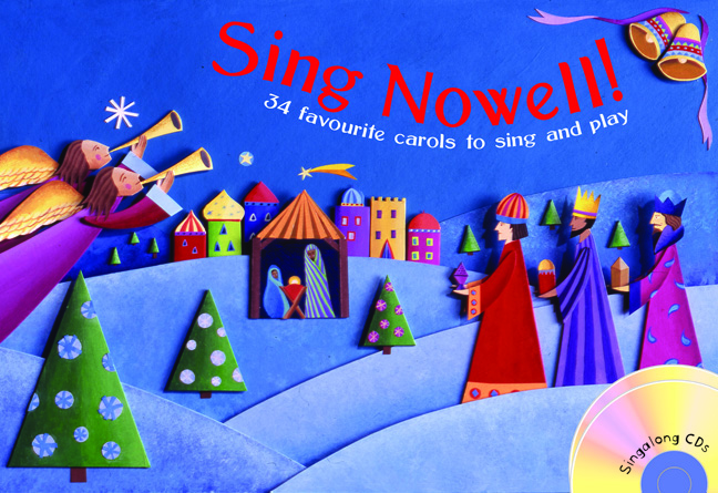 Jan Betts: Sing Nowell: Vocal: Mixed Songbook