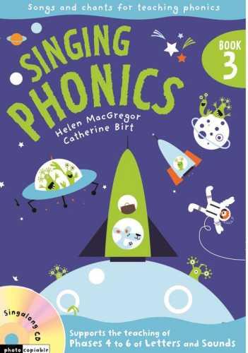 Catherine Birt: Singing Phonics 3: Vocal: Vocal Tutor