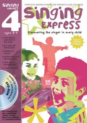 Ana Sanderson: Singing Express 4: Vocal: Vocal Tutor