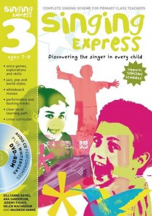 Ana Sanderson Gillyanne Kayes: Singing Express 3: Vocal Tutor