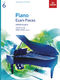 Piano Exam Pieces 2019 and 2020 - Grade 6: Piano: Instrumental Tutor