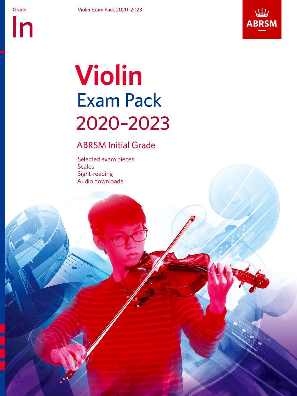 Violin Exam Pack 2020-2023 Initial Grade: Violin: Instrumental Album