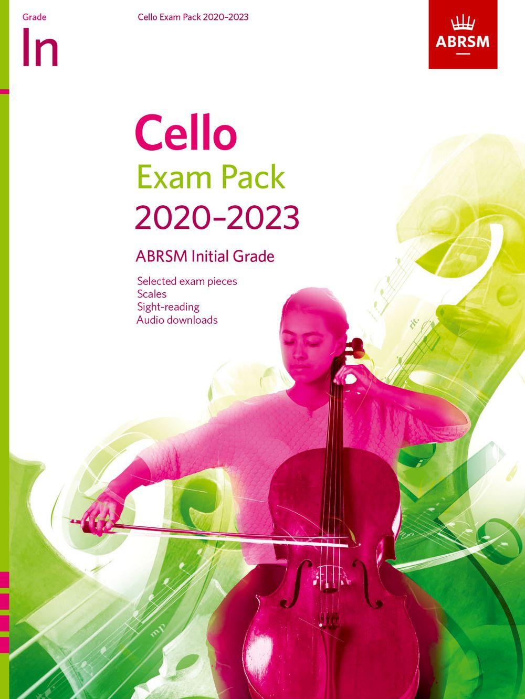 Cello Exam Pack 2020-2023 Initial Grade: Cello: Instrumental Album