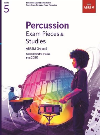 Percussion Exam Pieces & Studies Grade 5: Percussion: Instrumental Tutor