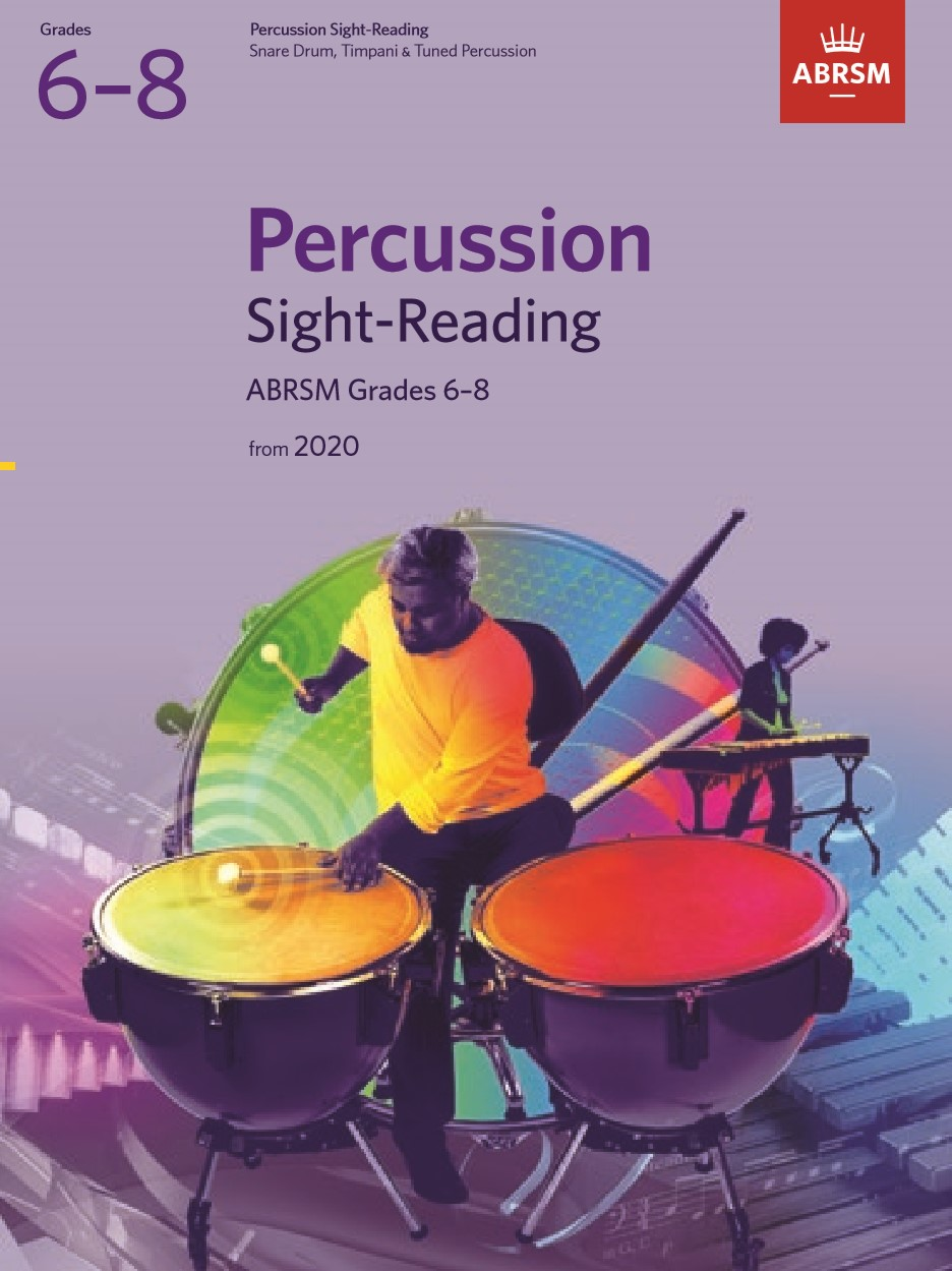 Percussion Sight-Reading Grades 6-8: Percussion: Instrumental Tutor