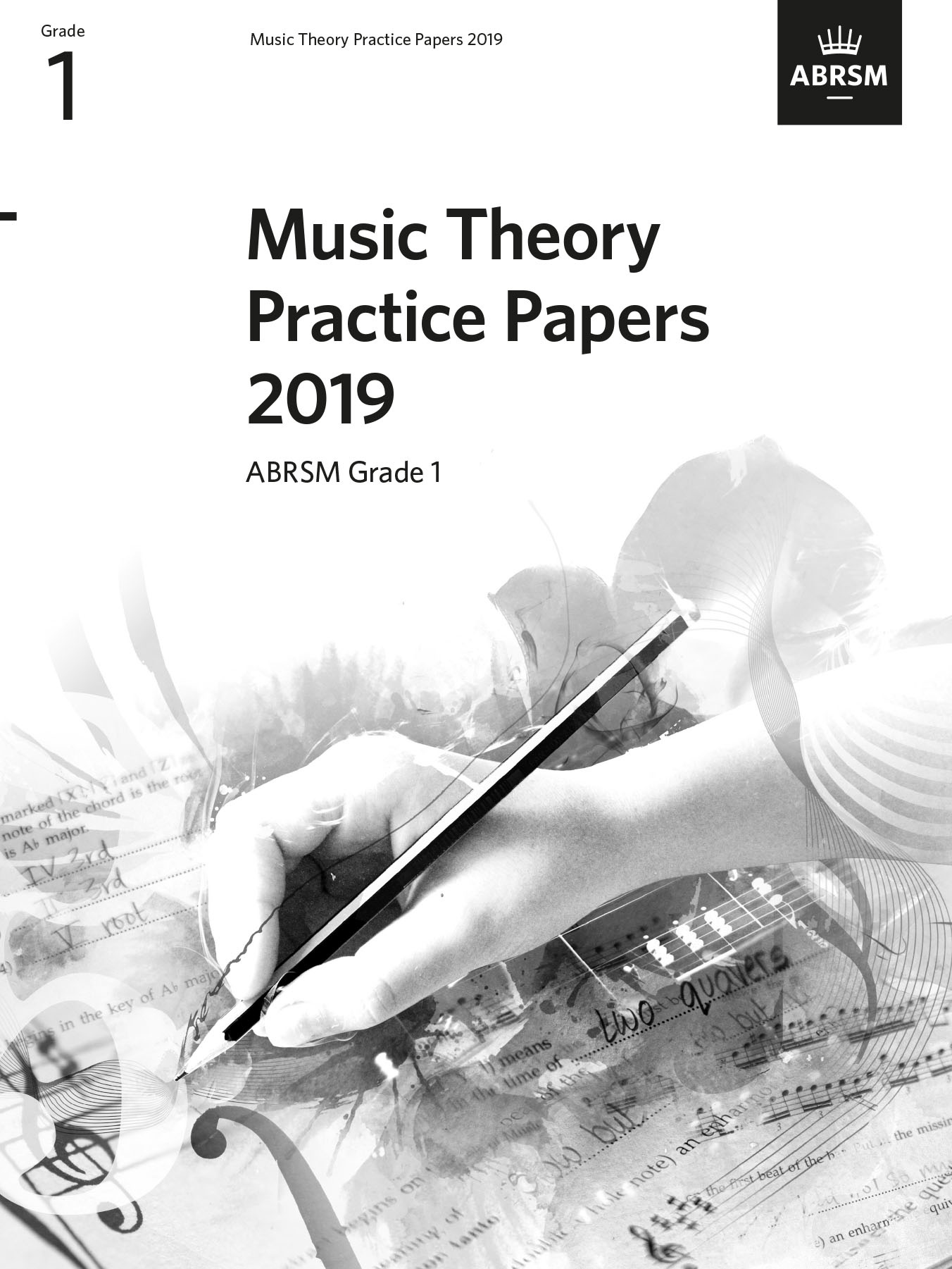 Music Theory Practice Papers 2019 Grade 1: Theory: Theory Workbook