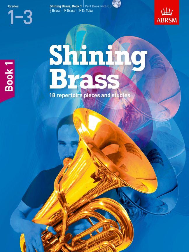 Shining Brass  Book 1: Brass Instrument: Instrumental Album