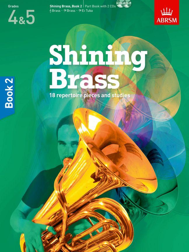 Shining Brass  Book 2: Brass Instrument: Instrumental Album