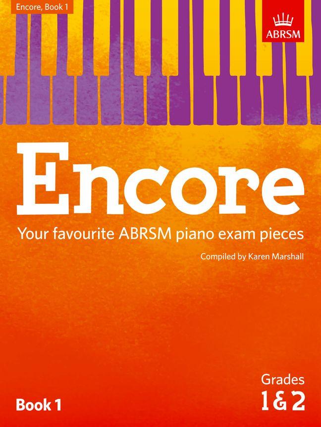 Karen Marshall: Encore - Book 1 (Grades 1 & 2): Piano: Instrumental Album