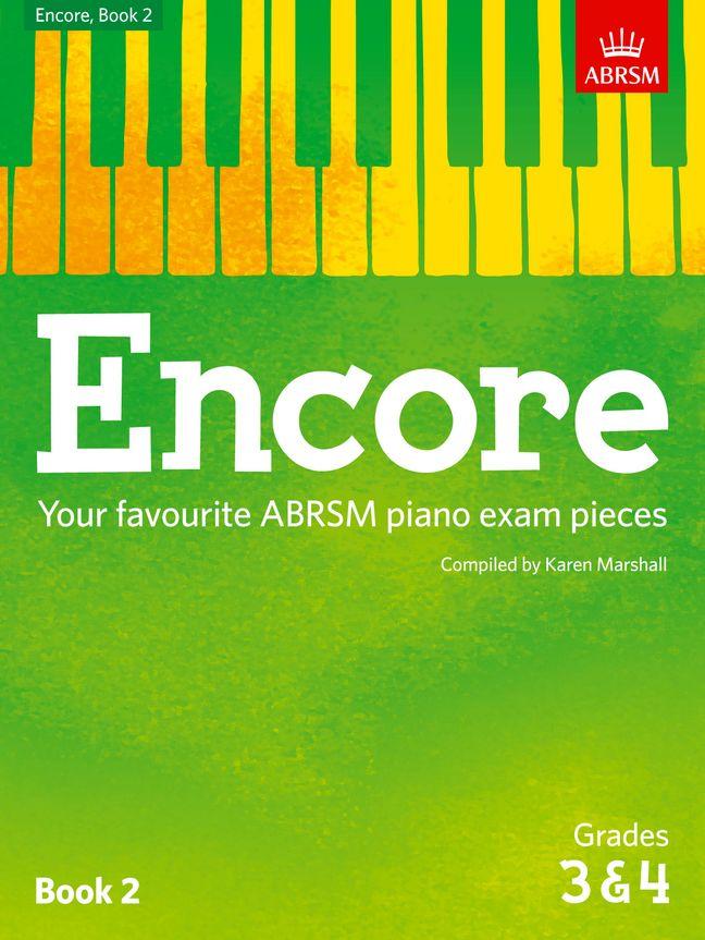 Karen Marshall: Encore - Book 2 (Grades 3 & 4): Piano: Instrumental Album