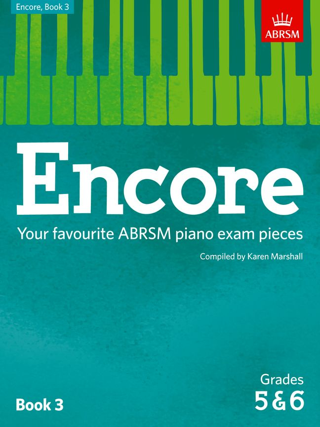 Karen Marshall: Encore - Book 3 (Grades 5 & 6): Piano: Instrumental Album