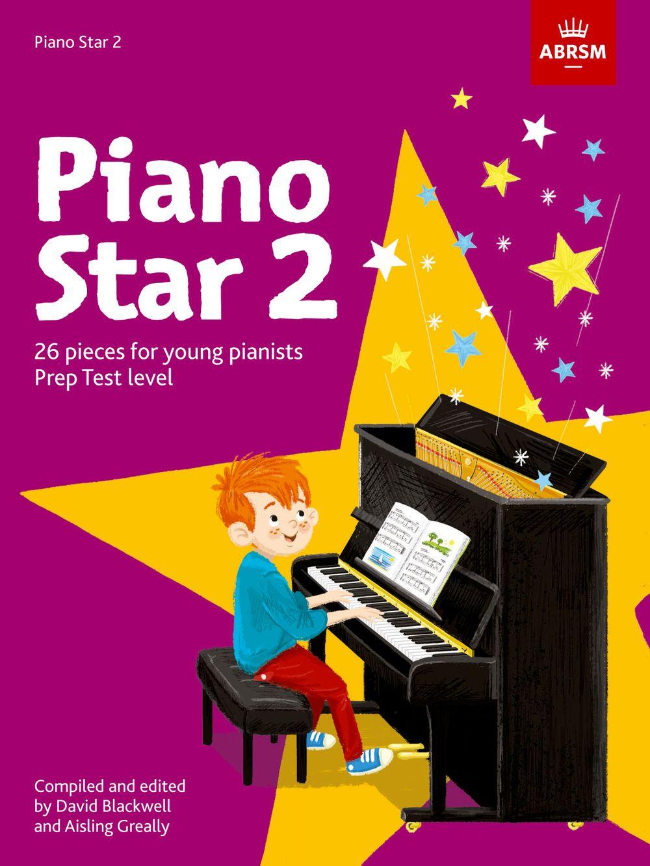 Piano Star - Book 2: Piano: Instrumental Album
