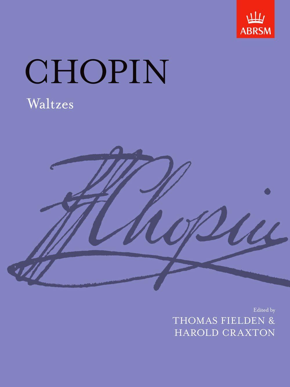 Frédéric Chopin: Waltzes: Piano: Instrumental Album