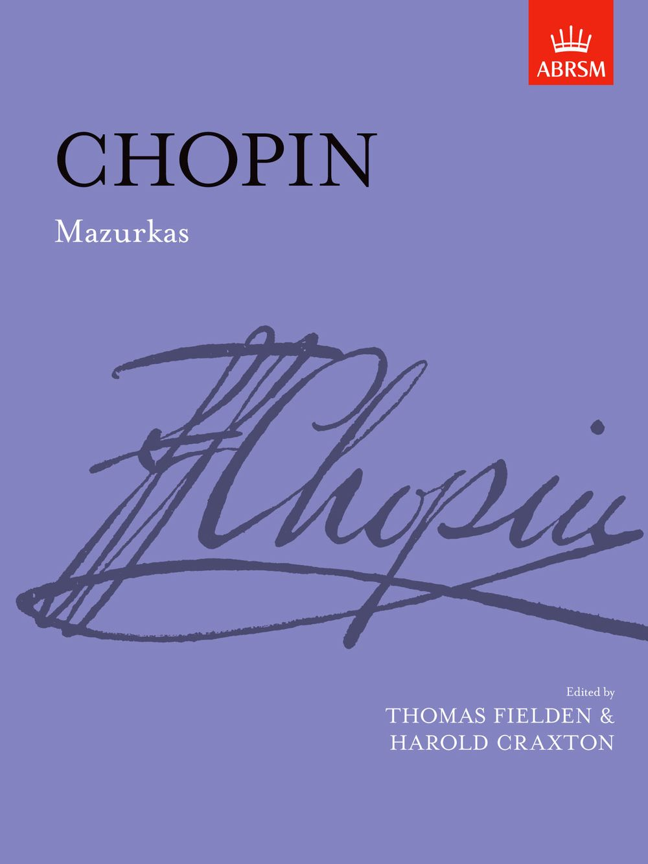 Frédéric Chopin: Mazurkas: Piano: Instrumental Album
