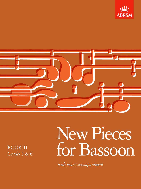 New Pieces for Bassoon  Book II: Bassoon: Instrumental Album