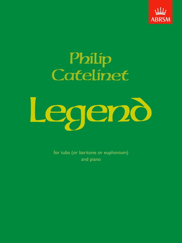 Philip Catelinet: Legend: Tuba: Instrumental Work