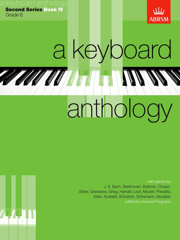 Howard Ferguson: A Keyboard Anthology  Second Series  Book IV: Piano: