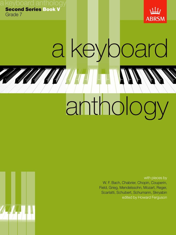 Howard Ferguson: A Keyboard Anthology  Second Series  Book V: Piano: