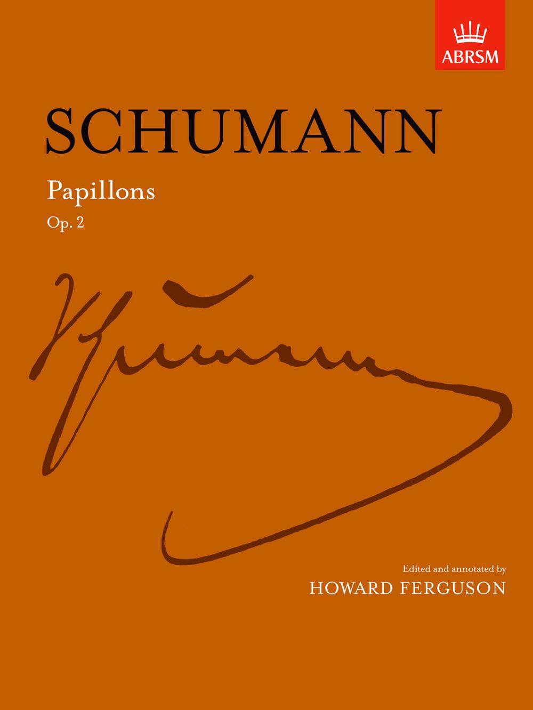 Robert Schumann: Papillons Op.2: Piano: Instrumental Work