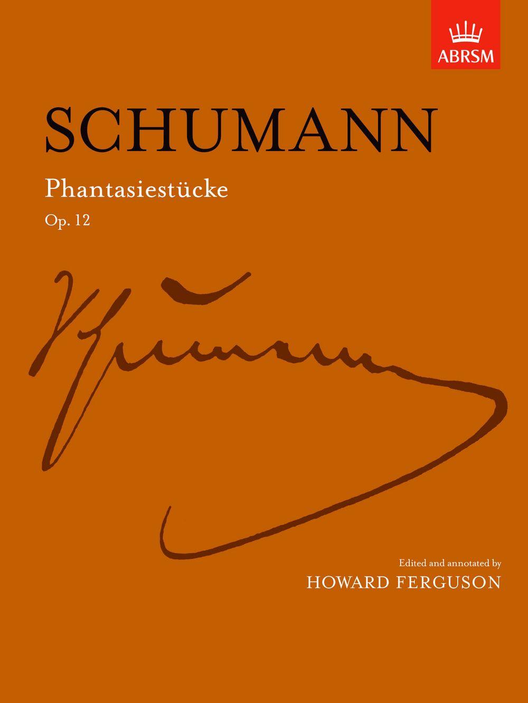 Robert Schumann: Phantasiestücke  Op. 12: Piano: Instrumental Work