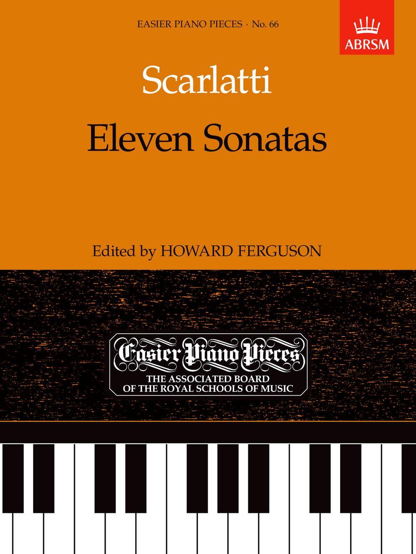 Domenico Scarlatti: Eleven Sonatas: Piano: Instrumental Album