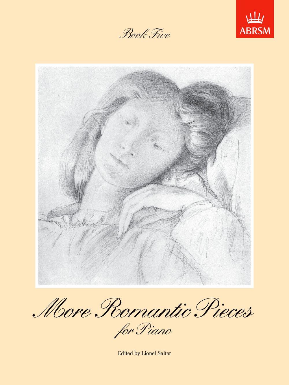 Lionel Salter: More Romantic Pieces for Piano  Book V: Piano: Instrumental Album