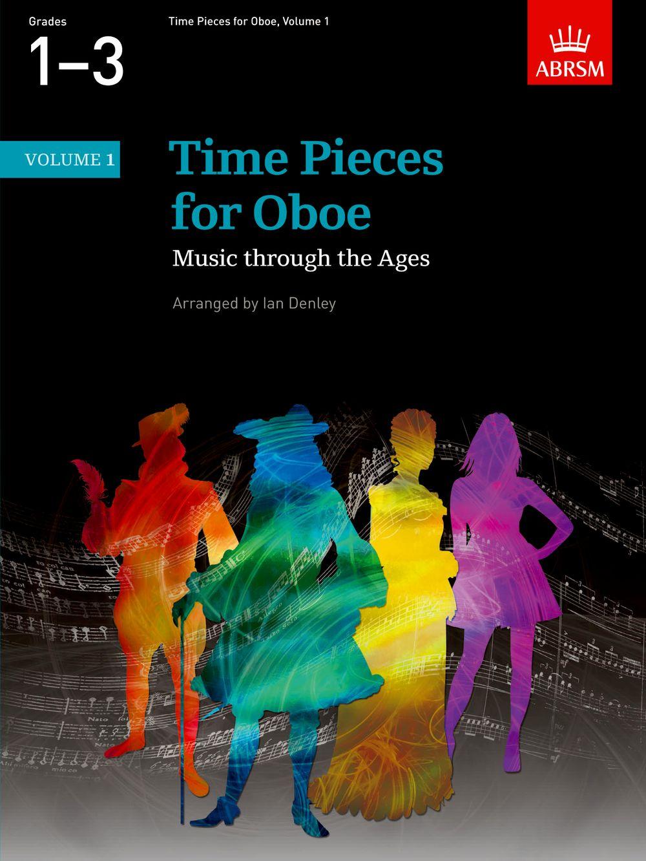 Ian Denley: Time Pieces for Oboe  Volume 1: Oboe: Instrumental Album