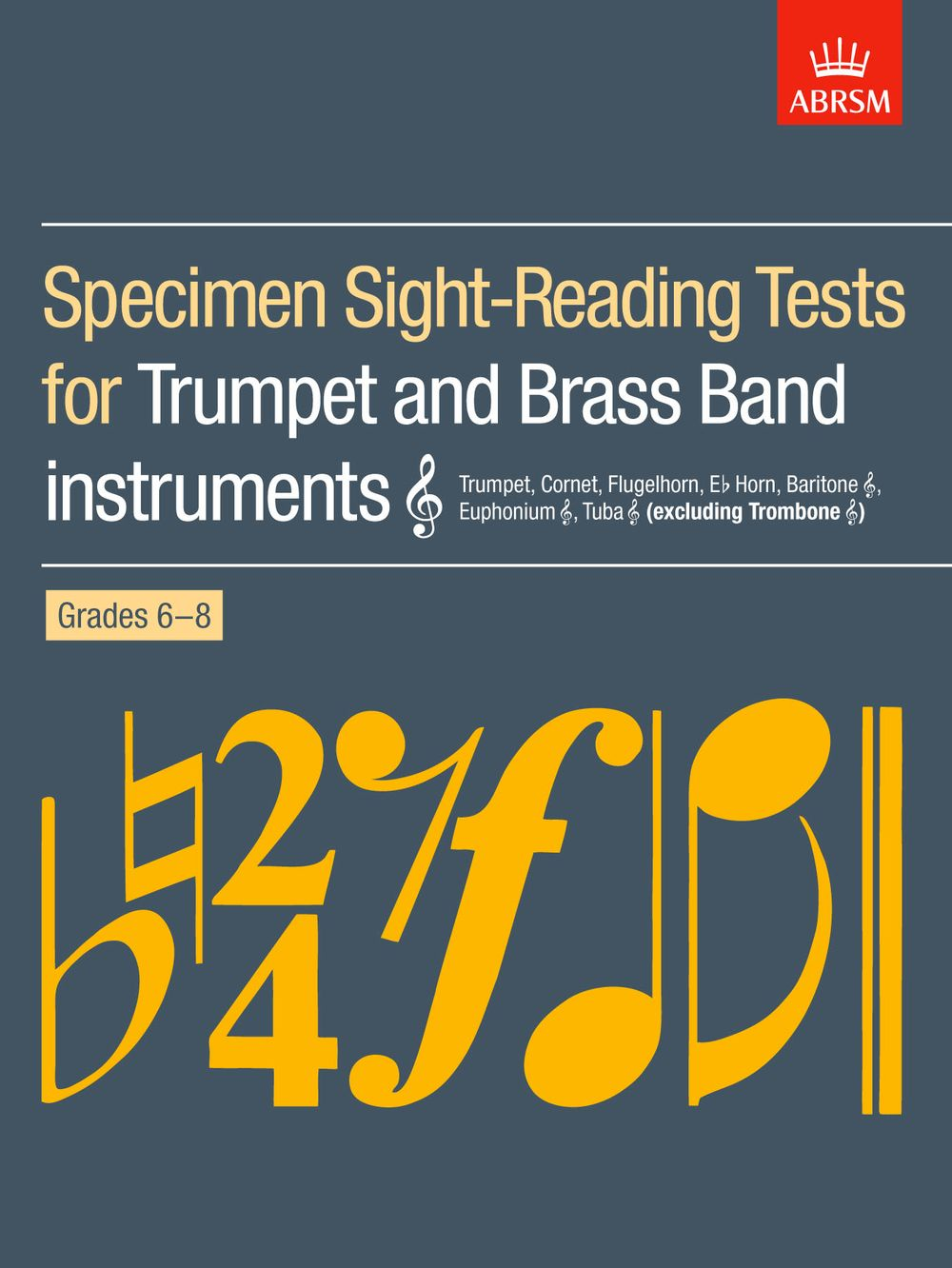 Specimen Sight-Reading Tests: Trumpet: Instrumental Reference