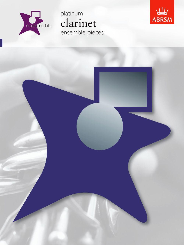 Clarinet Ensemble Pieces - Platinum: Clarinet Ensemble: Instrumental Album
